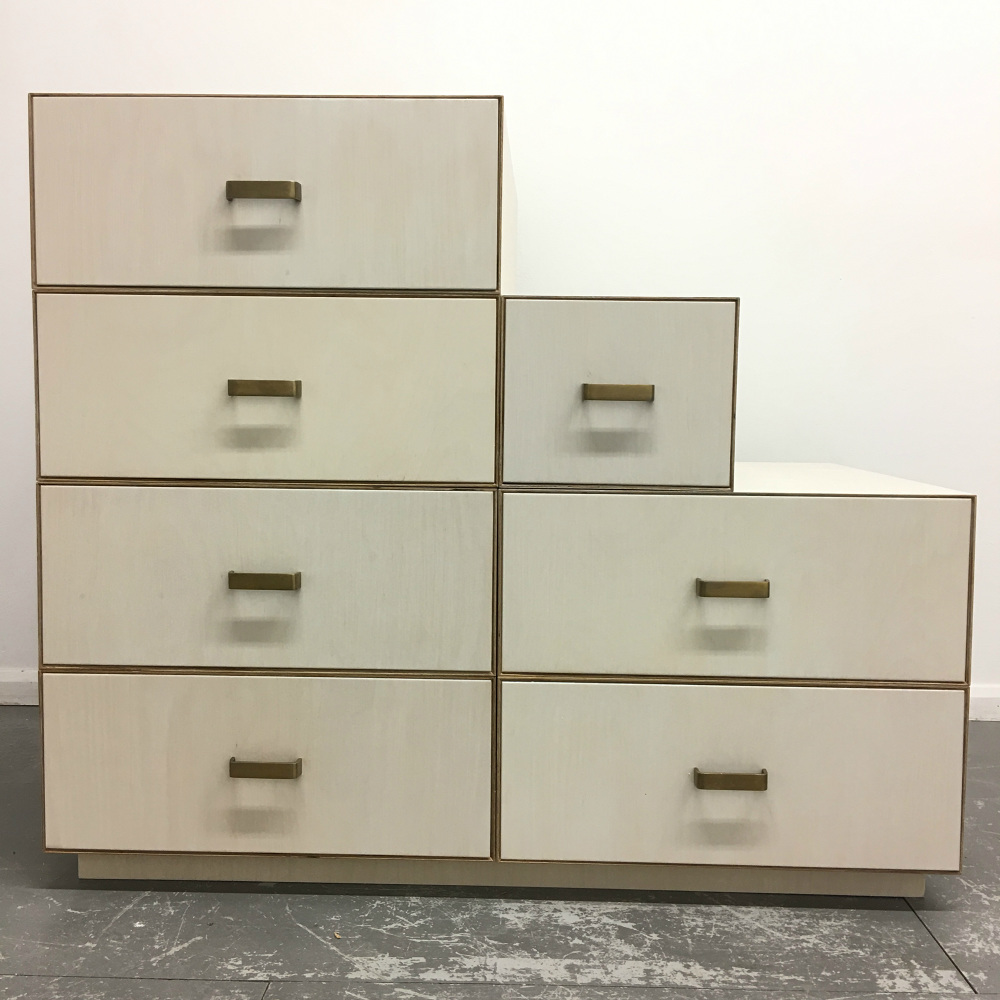 Birch Plywood Chest Of Drawers Plane Amp Able